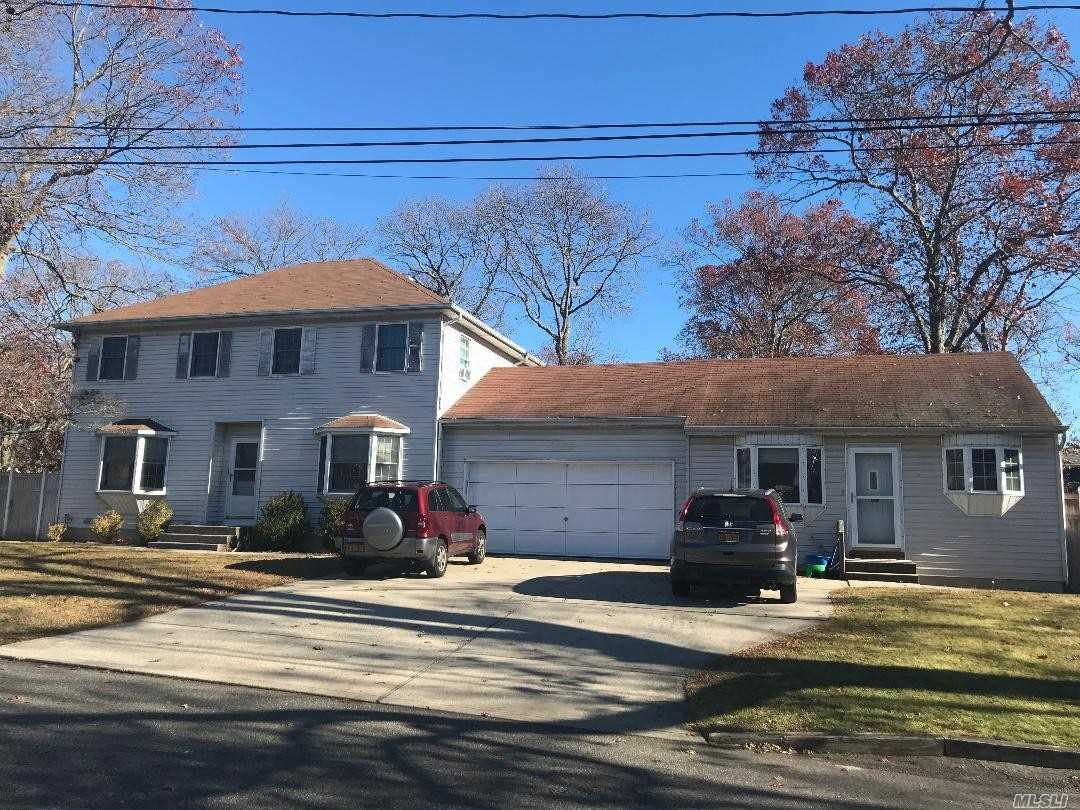 Huge Family Colonial With Complete Separate Unit. Four Bedrooms, Full Finished Basement. Perfect For Mother/Daughter Plus More.