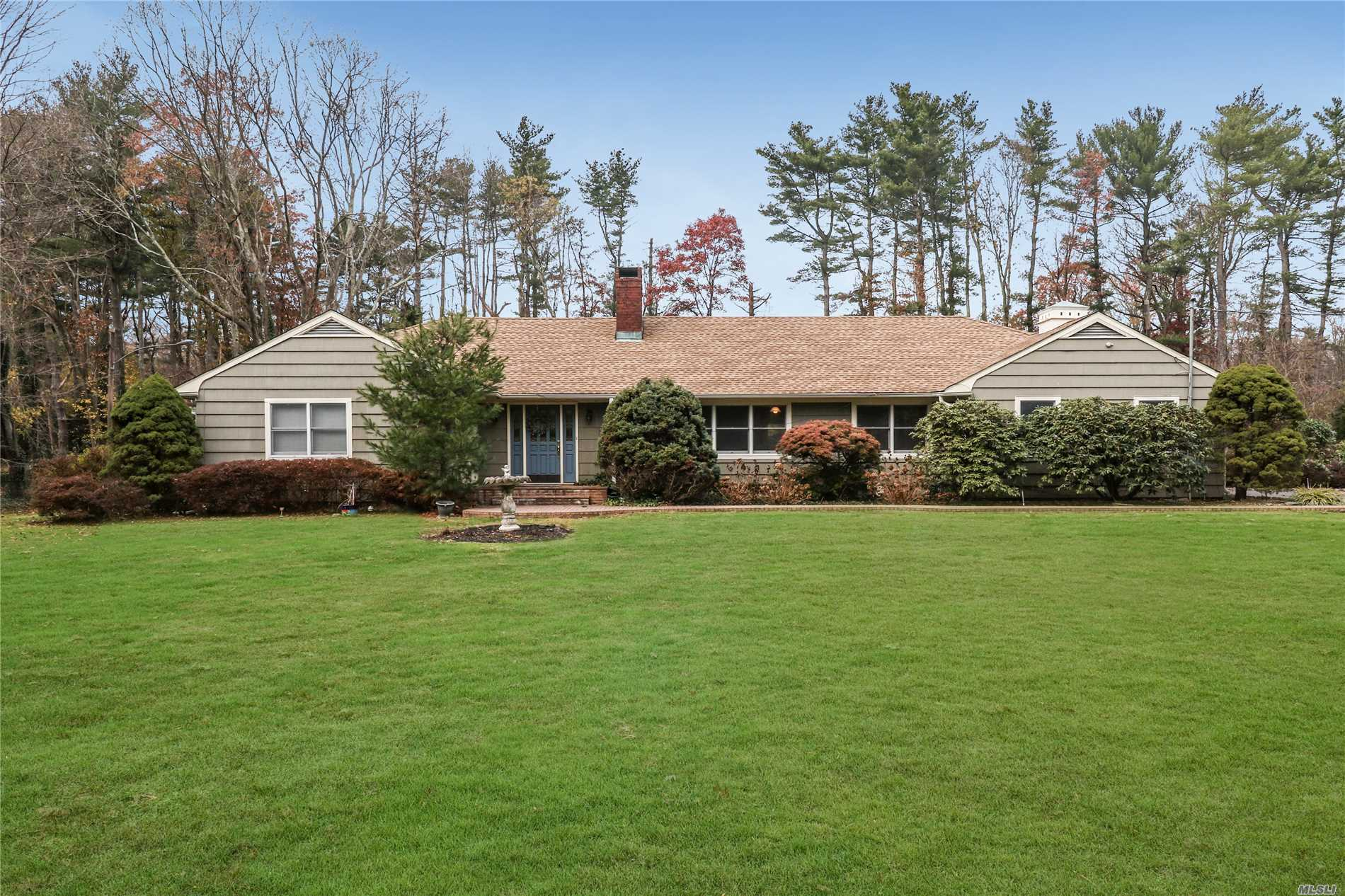 Welcome To Brookville! Beautiful Expanded Ranch On 2 Flat Meticulously Landscaped Acres. This Home Was Completely Renovated And Offers New Kitchen, Baths, All New Windows And Doors, Moldings, Hardwood Flooring. Central Air, Full House Generator. Full Finished Basement. In-Ground Heated Salt Water Pool. Newly Paved Driveway With 2-Car Garage. Low Taxes. Nationally Ranked #1 Jericho School District.
