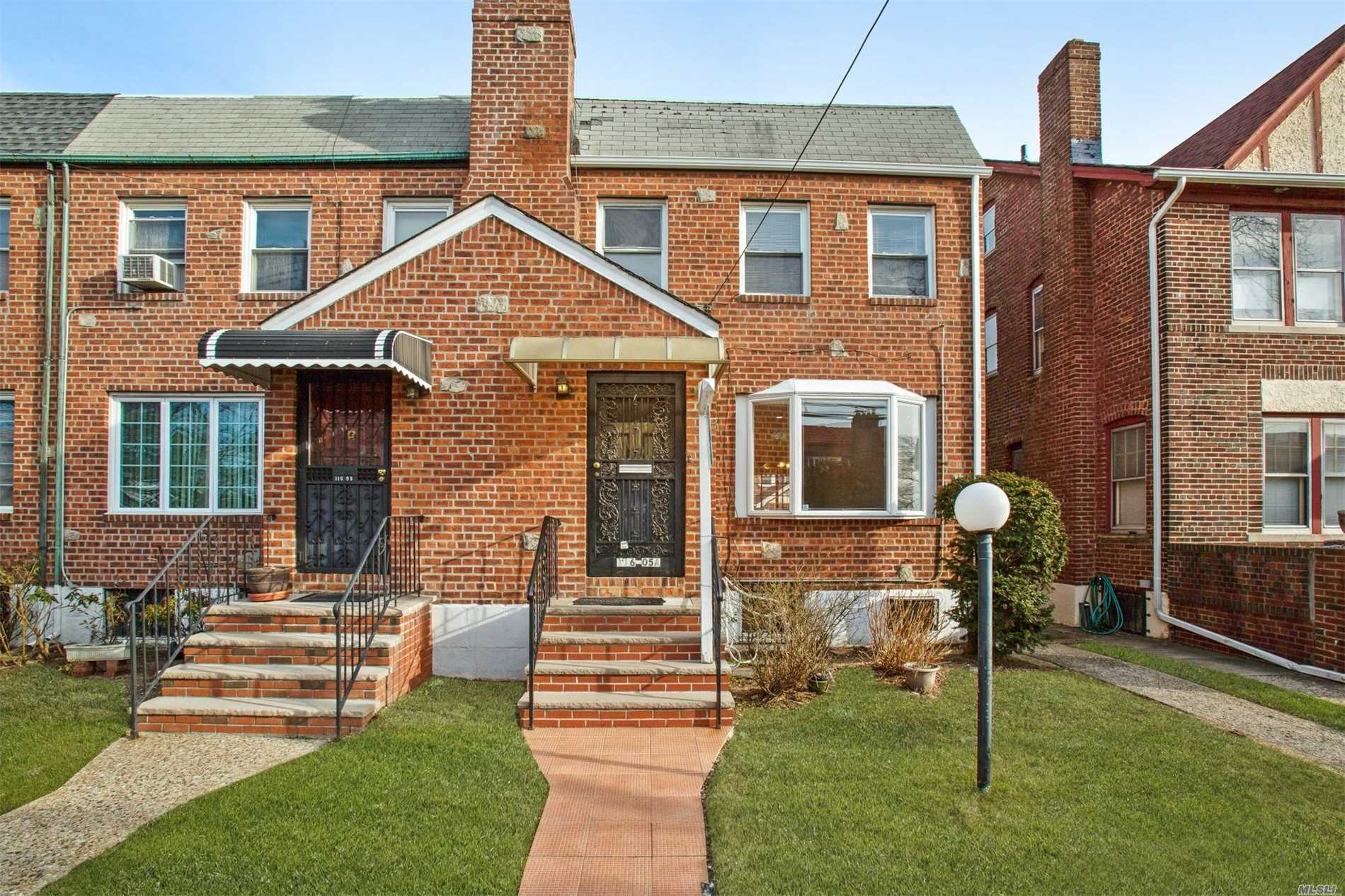 Fully Updated Lovely Brick 3 Bedroom, 1 Bath Colonial Open Concept Formal Dining W Hardwood Floors Throughout Plenty Of Natural Light In Excellent Condition. Stainless Steel Appliances Beautiful Rear Porch Area Finished Basement With Ose 1 Car Garage. Near Transportation And Shopping. Motivated Seller. Take A Look Today
