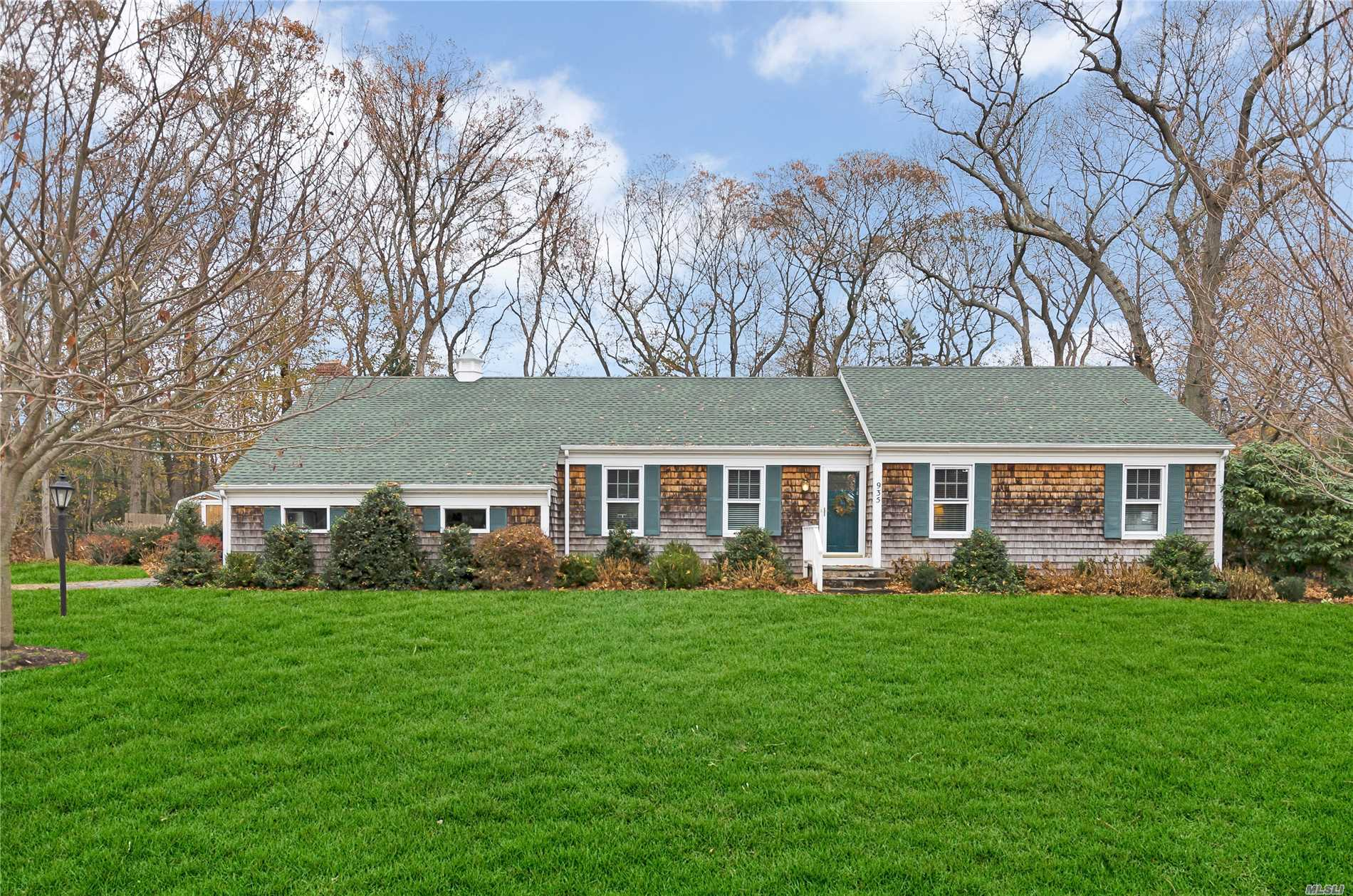 Enjoy This Updated 3 Bedroom, 3 Bath Ranch With Pool In The Desirable Southwoods Waterfront Community With Water Access And Community Park. Features Updated Kitchen, Great Room With Fireplace, New Windows And 20 X 40 In-Ground Pool For Your Summer Relaxation. Close To Goose Creek Bay Beach And Southold Village.