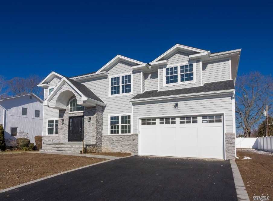 Fabulous New Construction On 125Pt Lot, Endless Possibilities For Beautiful Backyard. Beautiful Moldings & Millwork, High End Appliances In Kitchen. To Many Details To List. Photos Are Of 80 Orange Drive. Comparable Finishes And Quality Of Construction.