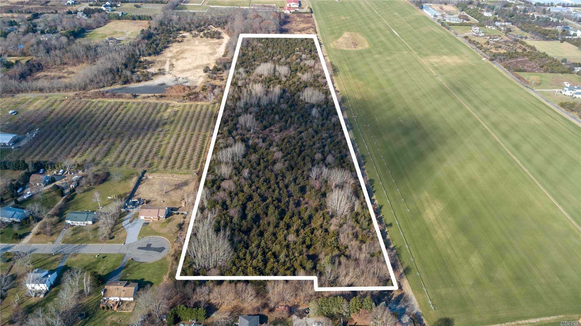 Beautiful Meadow And Partially Wooded Land. Development Rights Intact.