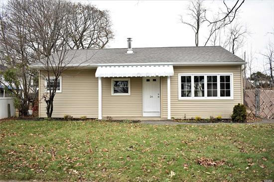 New Carpets, New Roof, New Siding,  Freshly Painted, 2 New Air Conditioner Units Come Take A Look..