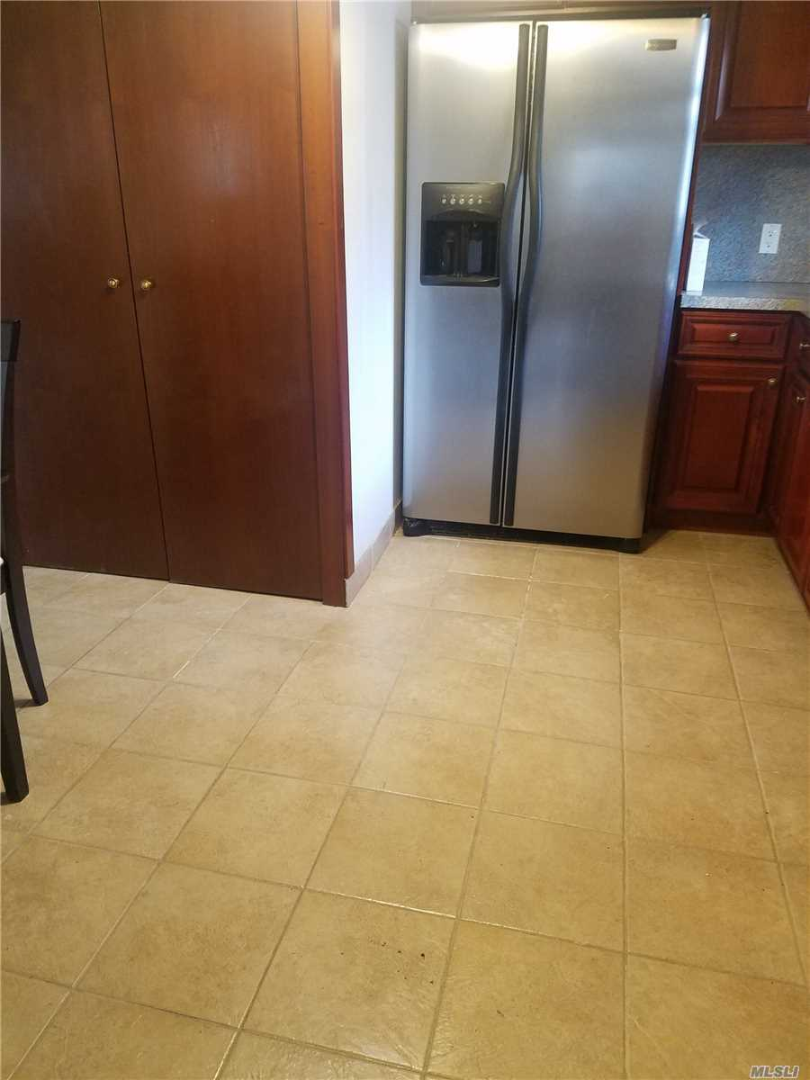 Heat And Hot Water Included, Easy Street Parking, Near Ally Pond Park Beautiful House/ Big Size 3 Br, Big Kitchen, Total Brand New Bath
