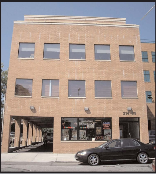 4 Story office Building for Sale in Bayside. Parking. Great Location. Must See!
