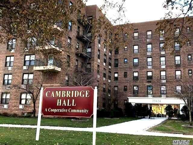 Bright & Sunny Corner 2 Bedrooms Expose To Se On 4th Floor ~1200 Sqft . Maintenance Include 1 Parking Stick . 20% Down Payment. Income Requirement:Debt To Income Ratio No More Than 30% . School District #26, Ps188, Community Pool, Bbq Area Upgrade. Laundry Room, Storage Unit. .Centrally Located Near Shopping / Transportation. No Dogs, Cats Is Ok. Super Onsite. Bus Q27 To Flushing , Q88 To Queens Center, Q46 To E/F , Qm6/36 To Nyc. To E/F Subway.