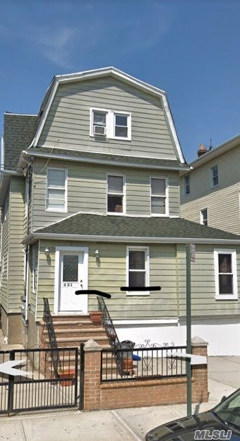 Legal 3 Family Home In Good Condition Priced To Sell Quickly!! New Boiler, New Hw Heater