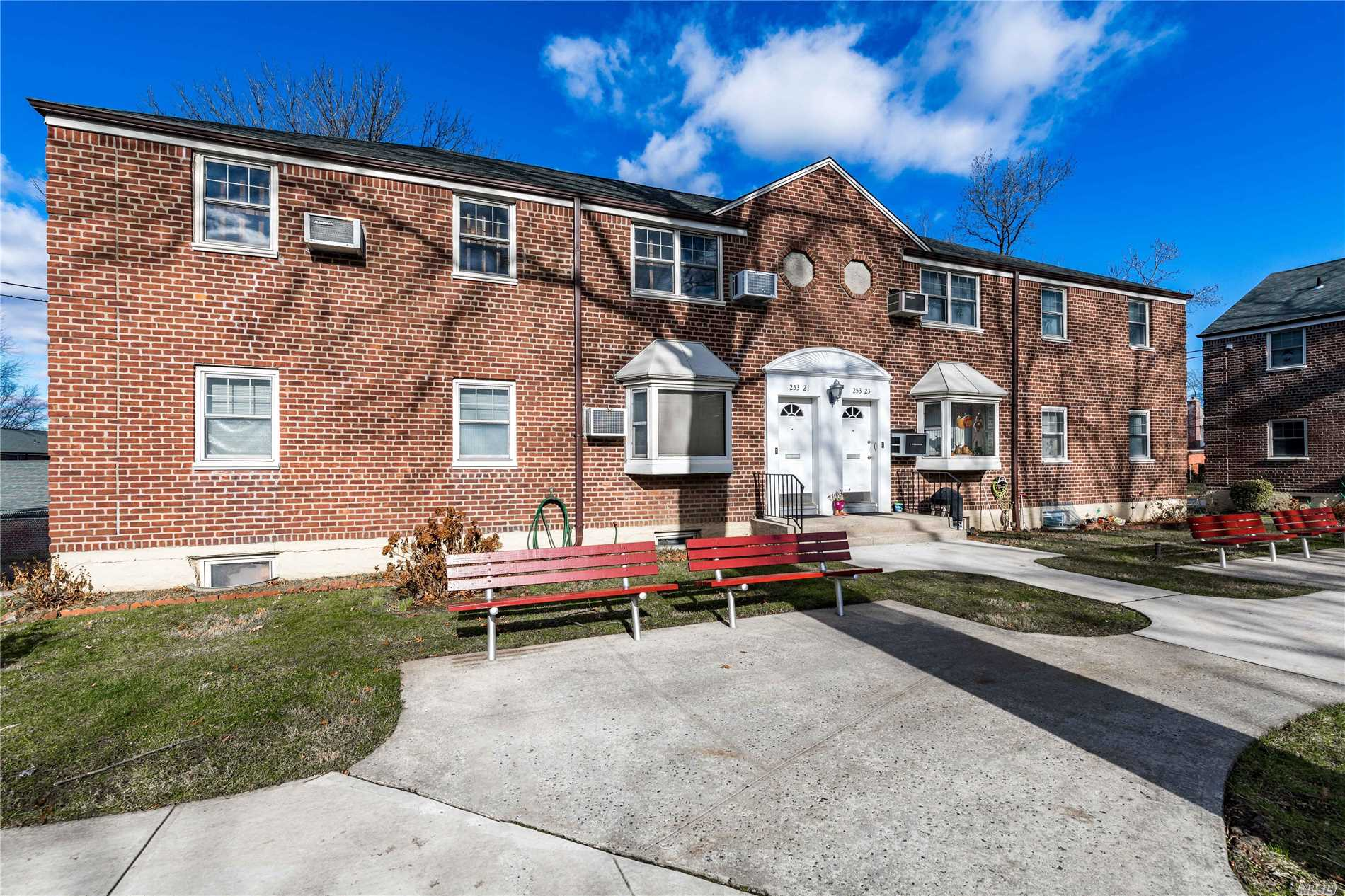 Approximately 1032 Sq. Ft. Must See! Bigger Than Other 3 Bedroom Co-Op Units With Closets. Low Maintenance With All Utilities Included. The Size And Number Of Rooms Is An Affordable Alternative To Residential Property. Laundry Room In Bldg. Includes Parking Permit. Desired Location And School District 26. Playground And Security. Right Off Gcp. Convenient Public Transportation And To All Everyday Conveniences. 2017 Suggested Deductible For Real Estate Tax Purposes Was About $2, 837.12
