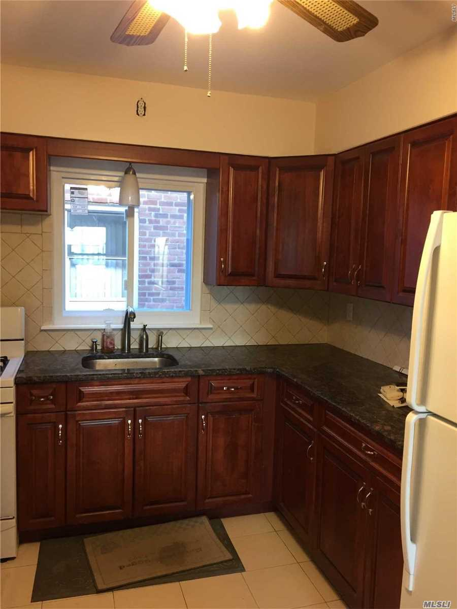 Beautiful Apt. Completely Renovated Featuring Lr, Fdr, 2 Br, 1 Baths