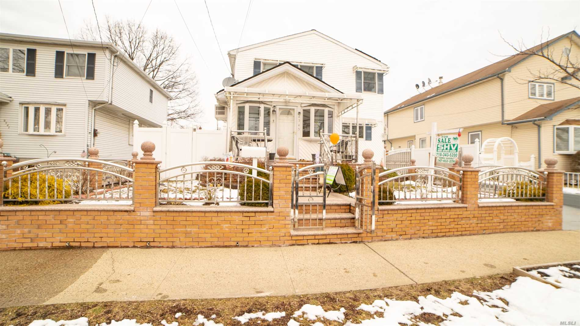 Colonial 5 Bedrooms, Three Bath, Family Room, Good For Extended Family, Great Location. Solar System(Leased), 50/100 lot size, garage, renovated