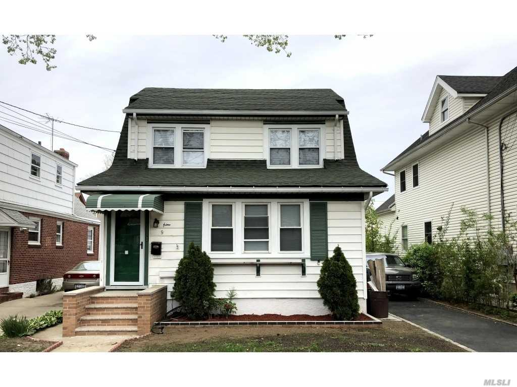 Fully Renovated Legal Two Family Home In The Heart Of Floral Park Village. Custom Bathrooms And Kitchens Along With Hardwood Floors Through Out The House. 30 Minutes To Manhattan. Best Of Both Worlds, Great Floral Park Village Schools While Still Access To Queens And Long Island Public Transportation And Highways. Lighted Hartru Tennis Courts And A Brand New Huge Pool Access Included At Local Recreational Center. New Boiler, Floors, Windows. Must See It To Believe. May Not Last. Low Taxes!!!