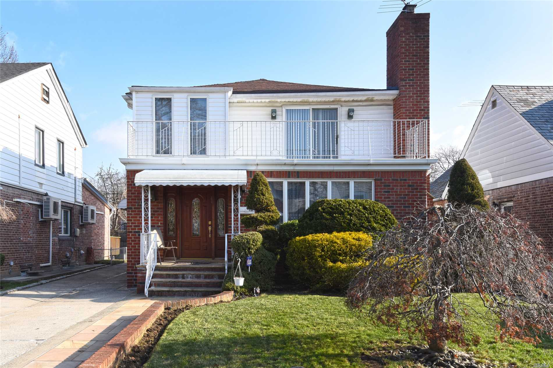 Step Into This Oversized 5 Bedrooms,  4 Bathrooms, Formal Dinning Room, Living Room, Eik, Full Sized Extra Large Basement. Wood Burning Fireplace, Beautiful Backyard Perfect For Entertaining.