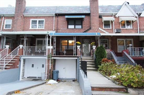 Pristine Condition Single Family Brick House In The Heart Of Woodside On The Border Of Astoria! This Property Is Very Well-Maintained And Will Not Last. Large Backyard With Separate Entrance To Hobart St. Upgraded Kitchen, Recent Roof, New Boiler/Hot Water Tank. Close To Brooklyn Expressway, Buses, M/R Trains. All Information Deemed Accurate, However, Should Be Independently Verified By Prospective Buyer.