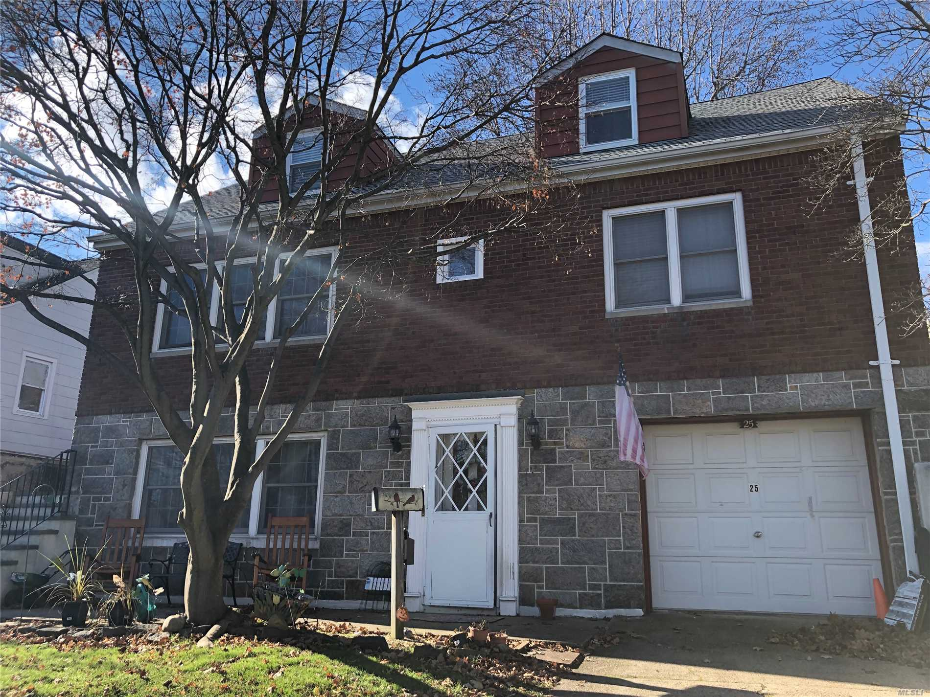 Charming, Meticulously Maintained First Floor 1 Bedroom Apartment In Manorhaven. Walk To Park, Beach And Pool. Bus Stop To Lirr On Corner Of Block. Landlord May Take A Small Pet With Additional Security. Occupancy January 1.