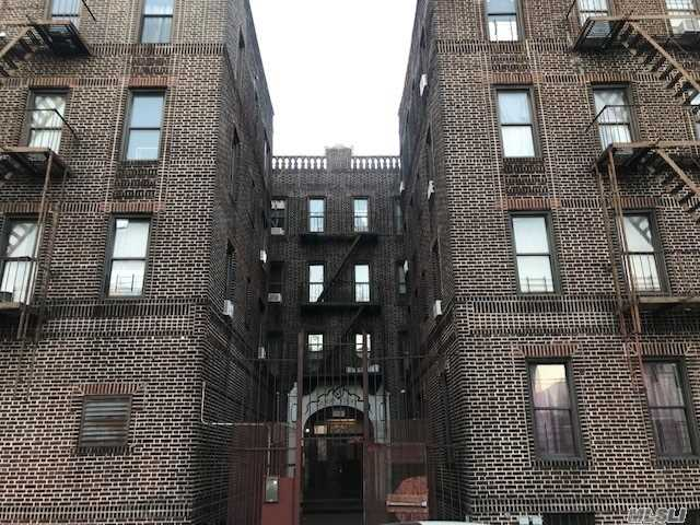 One-Bedroom Condo In Ozone Park. The A Train At 80 Street Is A 4-Minute Walk And Approximately A 45-Minute Commute To South Street Seaport In Downtown Manhattan. Located One Block Away From Liberty Avenue; A Major Retail Corridor. Great Opportunity To Own Your Own Apartment In A Pre-War Building! Call Now, Won't Last!