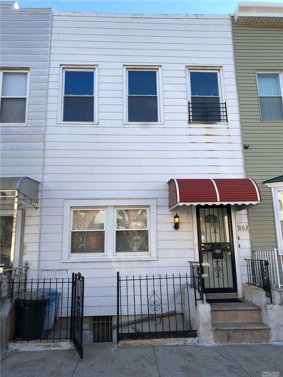 Excellent Location Very Close To Busiest Shopping Center In Queens, Steinway Street. Very Close To Multiple Train Stations, Ideal Investment Property. Make An Offer. Insurance: $1, 566; Waterbill: $1, 350; Heating: $1, 991.32
