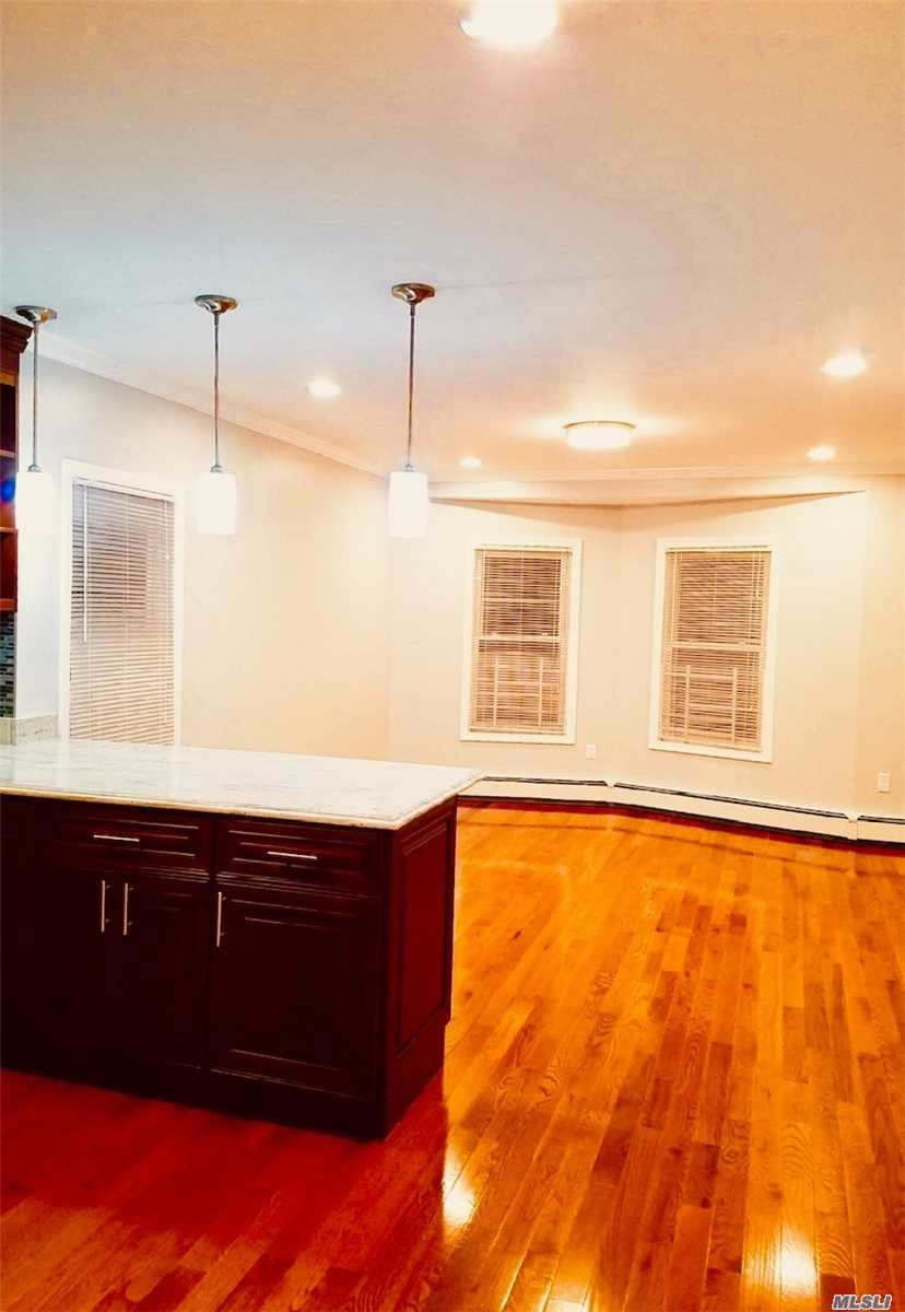 Newly Renovated, Modern Spacious Apt. Heat, Hot Water, And Gas Included. Tenant Pays Electricity. Conveniently Located Off Of Atlantic Ave. Multiple Source Of Public Transportation, Grocery , Laundry And Many More Conveniences. Price Is Negotiable Based On Family Dynamics