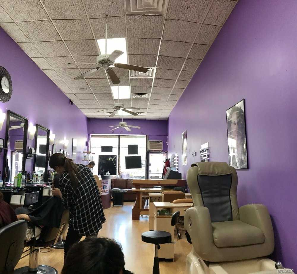 Hair Salon And Spa All Inventory Great Opportunity