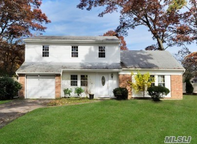 Move Right Into This Clean 3 Br,  1.5 Bth Colonial On A Nice Corner Property In Northridge Estates. Formal Dr, Formal Living Room, Huge Eik W Stainless Appliances, Updated Bathrooms, Mud Room, Den With Fireplace And French Doors To Your Private Yard!