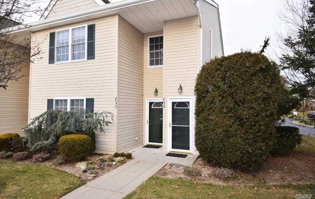 Resort Style Living In Golf Community The Greens 2nd Fl. End Unit With Golf Course View, 2Brs, 2Full Baths, Very Bright And Open Unit, 24Hrs Man Gated, Club House Amenities Incl. Full Line Of Gym/In And Outdoor Pool, Steam And Dry Sauna, Whirlpool, Cards Rooms, Restaurant, With Club Fee By Tenant