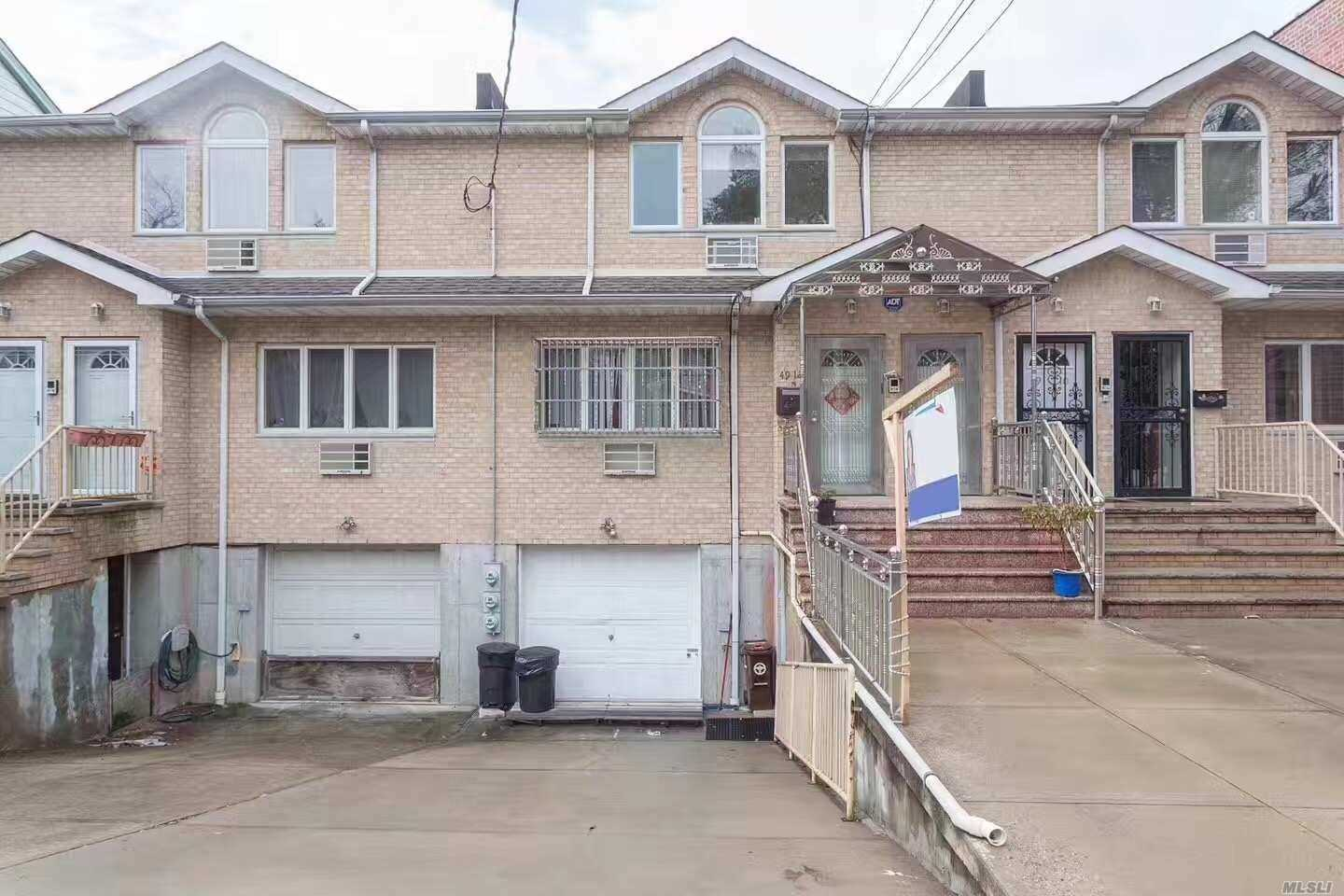 2nd Floor, 3 Bedroom / 2 Bath Apt In A Great Woodside Location Close To The Q18 Bus And Zoned For Ps 229 And Is 5. Features H/W Floors And Great Natural Light. Separate Thermostat And Private Entrance.