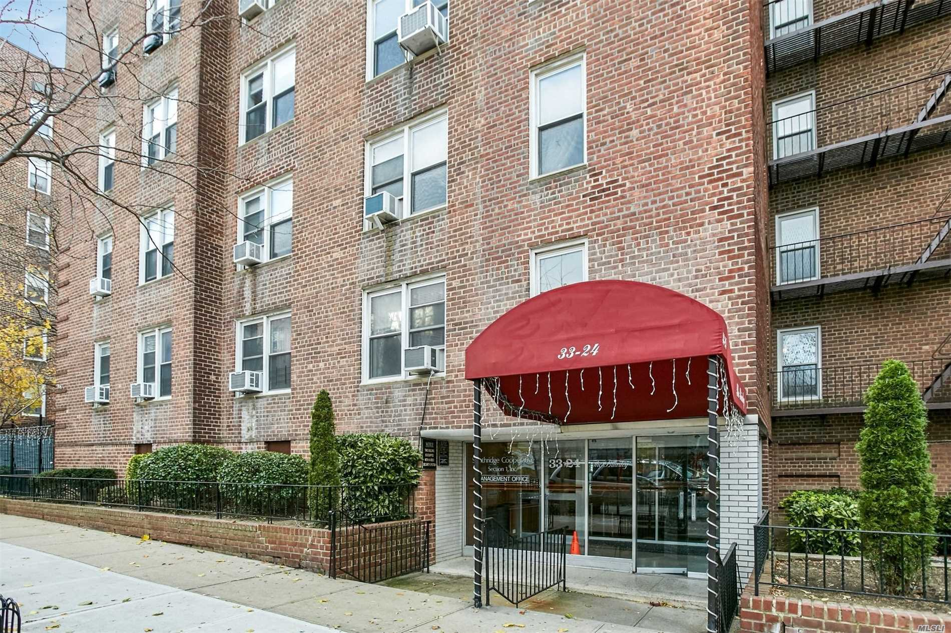 Gorgeous 2 Br/1.5 Bath Coop With A Chefs Eik, Separate Dining Area, Spacious Lr, And Five Closets. The Professionally Designed Kitchen Features Wide Quartz Counter Tops, Cherry Cabinetry With Under-Mounted Lighting, Many Large Drawers To Store Pots And Pans, And Stainless Steel Appliances. The Bedrooms Are Spacious And The Quiet Apartment Faces North And West. The Maintenance Of $777 Includes Heat, Gas, Electric, Water, And Taxes.