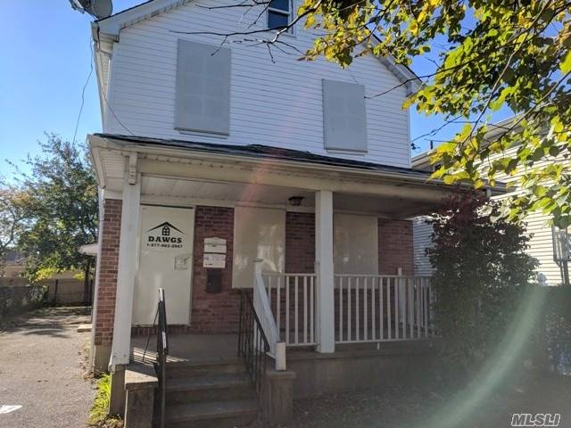 Legal Two Family Home! Centrally Located To Needed & Wanted Amenities! Needs Some Work Throughout But Is A Great Investment/Income Property For The Right Buyer At A Great Price! Don't Miss This!!