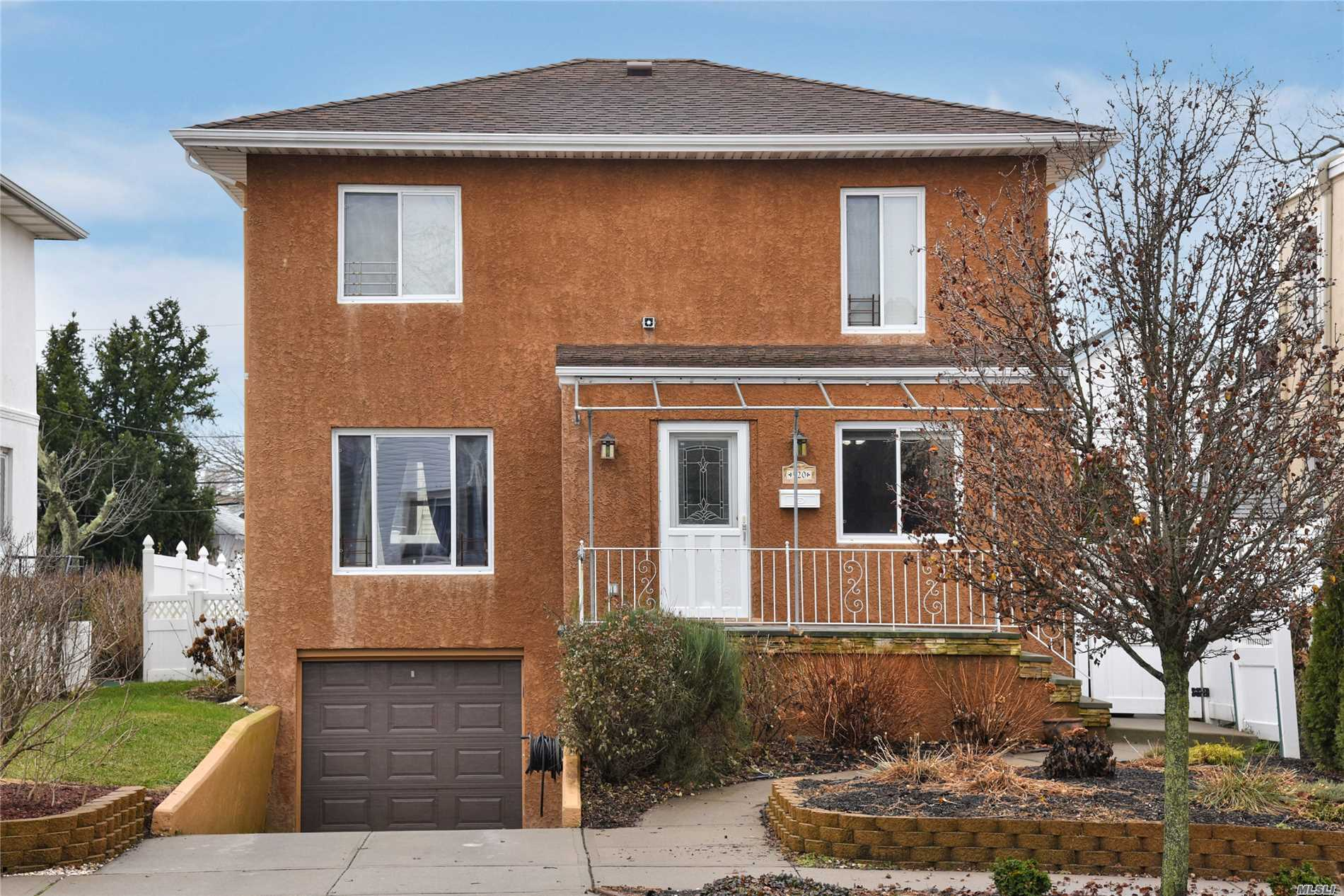 Charming Well Maintained & Updated Colonial, Featuring Lrg Lvrm, Fdrm, Updated Eik, 3 Bdrms 1.5 Bths, Front Porch, Beautiful Deck, W/Lrg Enclosed Backyard, Deck Has Natural Gas Hook-Up For Grills Generators, Also Has Electricity On & Around Deck, Basement Has Wave Unit, Garage Has A Coastal Protection System Built Custom For Garage W/ All Hardware Necessary To Seal Garage Door & Protect From Flood Damage, The Garage Also Has A French Drain W/ 2 Sump Pumps. Shopping & Restaurants Very Close,