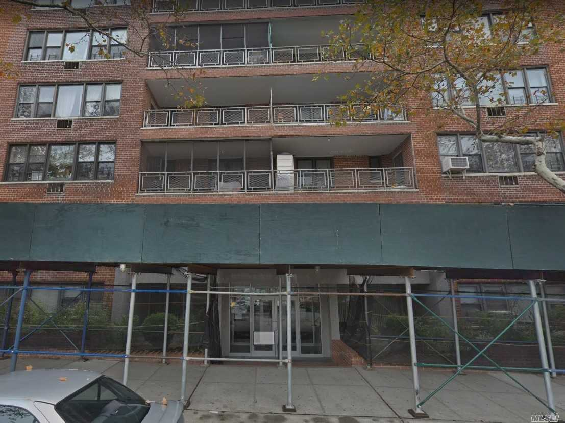 Sposor Apartment, No Board Approval Needed. Large Bright 2 Bdrm Corner Unit With Multiple Exposures. Well Maintained With Some Updates. Close To Flushing Meadow Park, Shopping, Restaurants, Public Transportation And Highways.