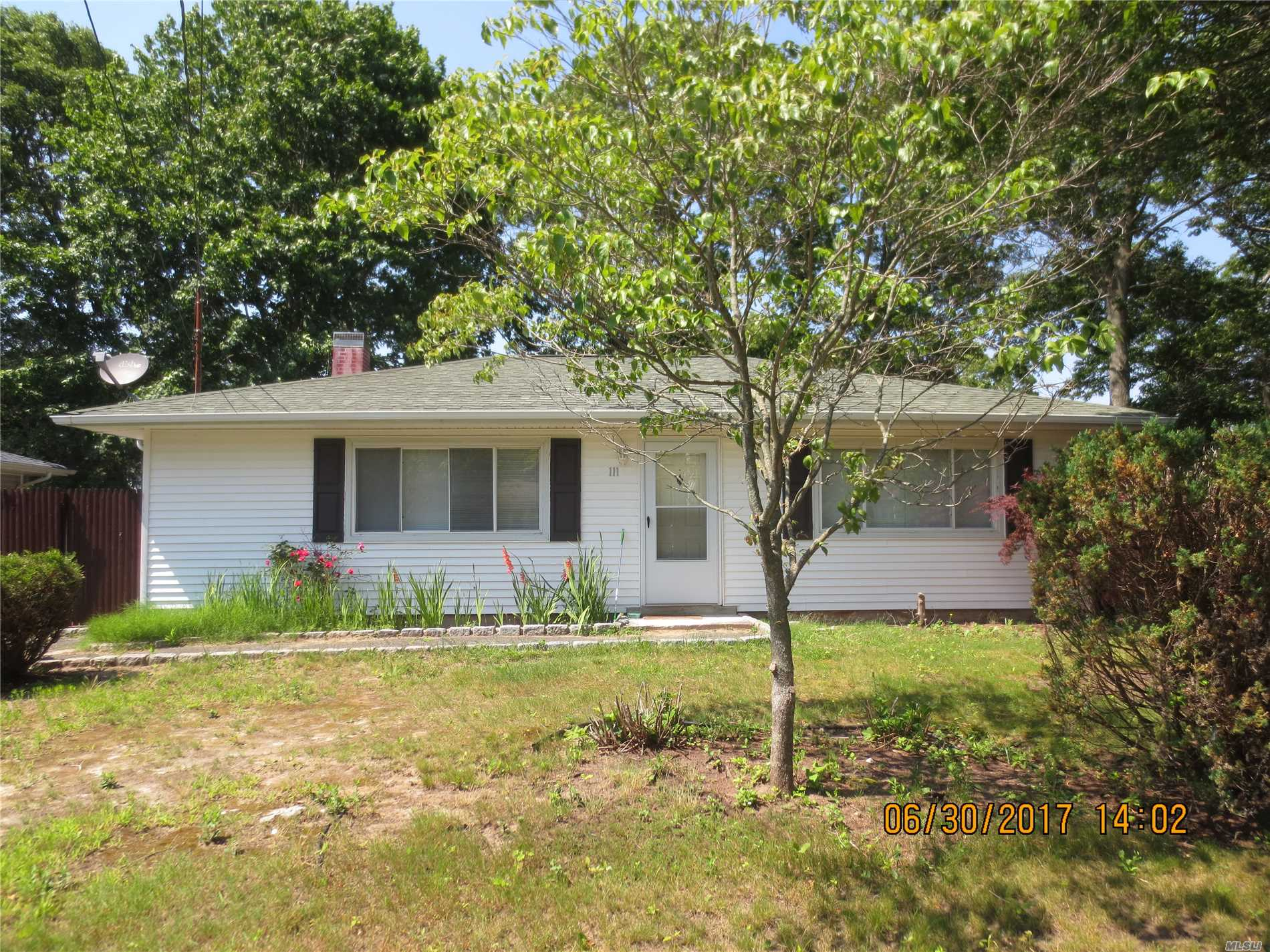 Clean And Comfortable, 3 Bedrooms, Full Bath, Eat-In-Kitchen, Private Driveway, Fenced Backyard, Attic Storage. Online Application Required. Small Pet May Be Considered With Possible Additional Security. Landlord Requires Tenant To Obtain Renters Insurance Policy.