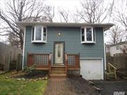 This Fannie Mae Homepath Property Offers A Great Opportunity To Be In The Lake Hills Section Of Ronkonkoma And Connetquot Schools. This Home Features 3 Bedrooms, 2 Full Baths, Den, Living Room, Eat In Kitchen, 1 Car Garage & A Spacious Deck For Summer Entertaining. Tons Of Potential!