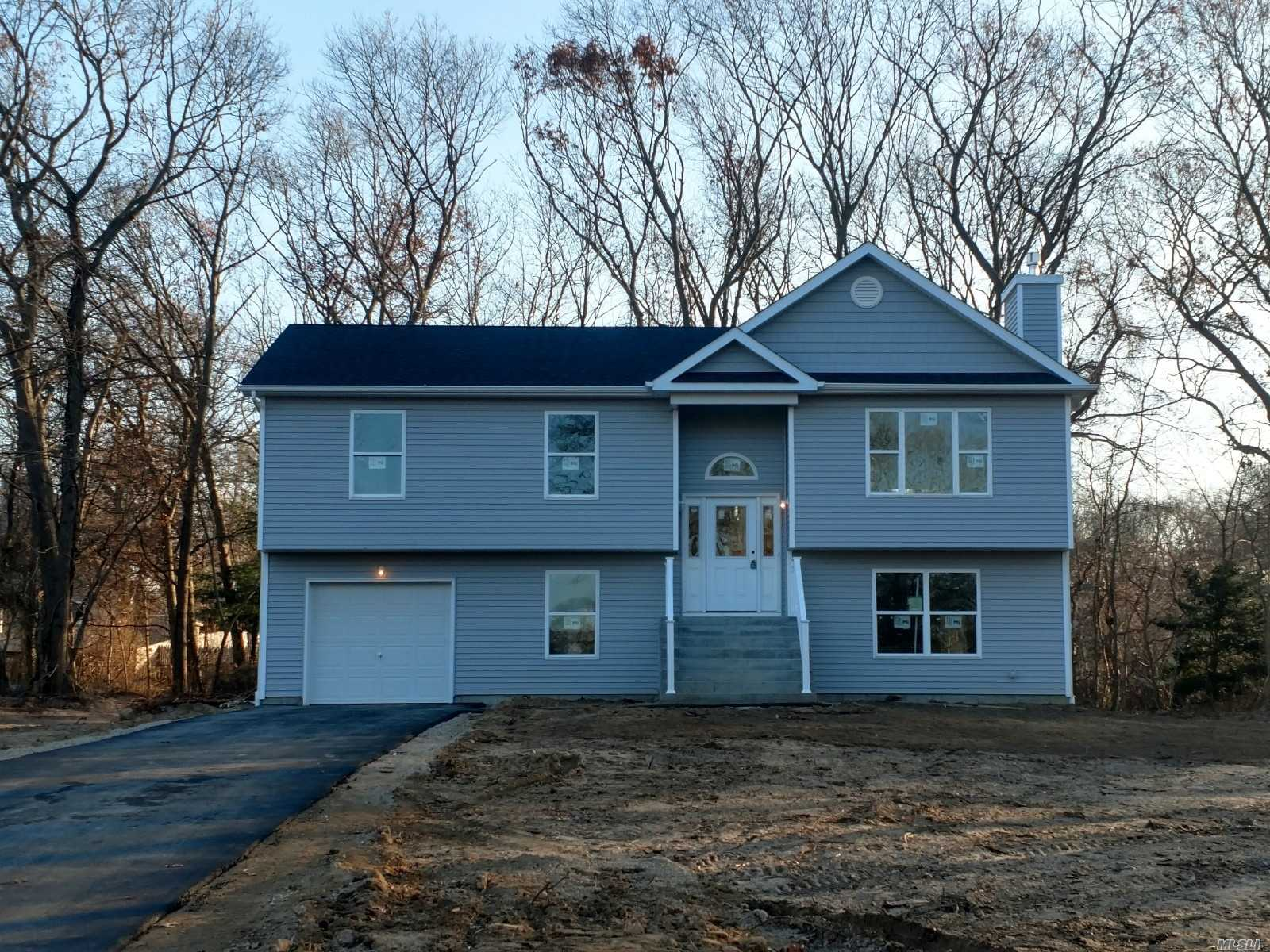 New Construction On Oversized Acre Lot. Features Include: Wood Floors, Stone Kitchen Countertop, S/S Appliances, Full Cac, Gas Heat, And Architectural Roof Shingles, Nice Open Floorplan With Gas Fireplace As Focal Point. Sliders From Formal Dining Room To A Nice Size Rear Wood Deck To Enjoy And Overlook Your Private Acre Of Property! Buy New Construction For The Tax Benefit!!