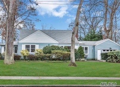 Great Opportunity To Own This Spacious Expanded Cape With Mid Block Location, Situated On An Over Sized 100 X 100 Lot,  25 X 25 Ft Family Room W/Fpl, Formal Lr W/Fpl, Great Location That Is Close To Lirr, Parkways, Shopping, Houses Of Worship, Dining Etc., Massapequa School District, Taxes Do Not Reflect Star Savings Of $1, 265