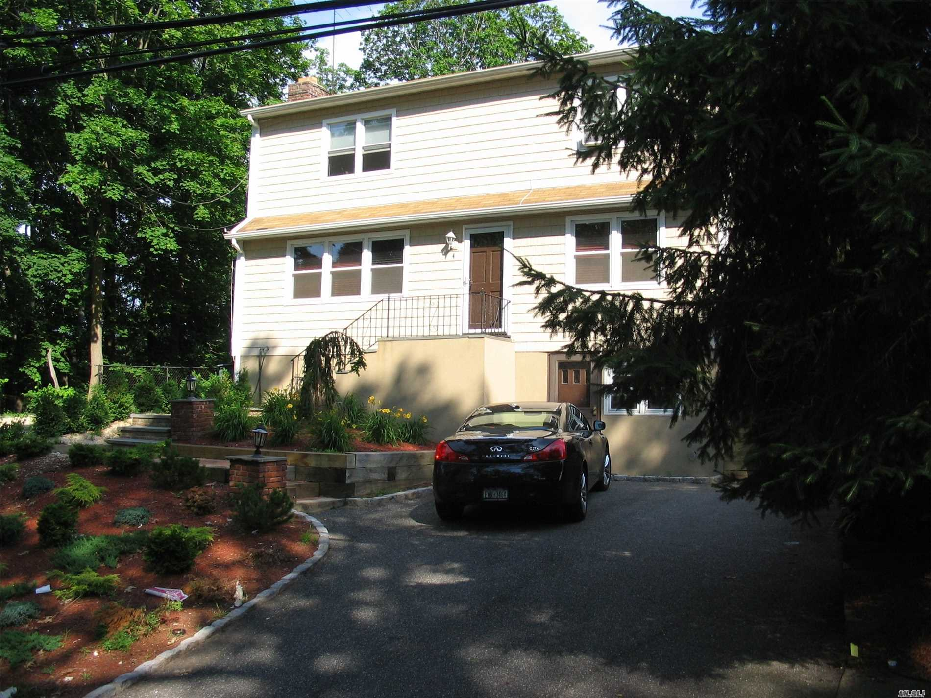 Spacious 4 Bedroom Colonial Located Near The Village Area Of Huntington. Large Bedrooms With Large Closets.Very Private Back Yard With Gorgeous In Ground Pool And Decking.Landlord Requests Rental Application And Full Credit And Screening Process. Landlord Will Accept Pets With A Security Deposit.