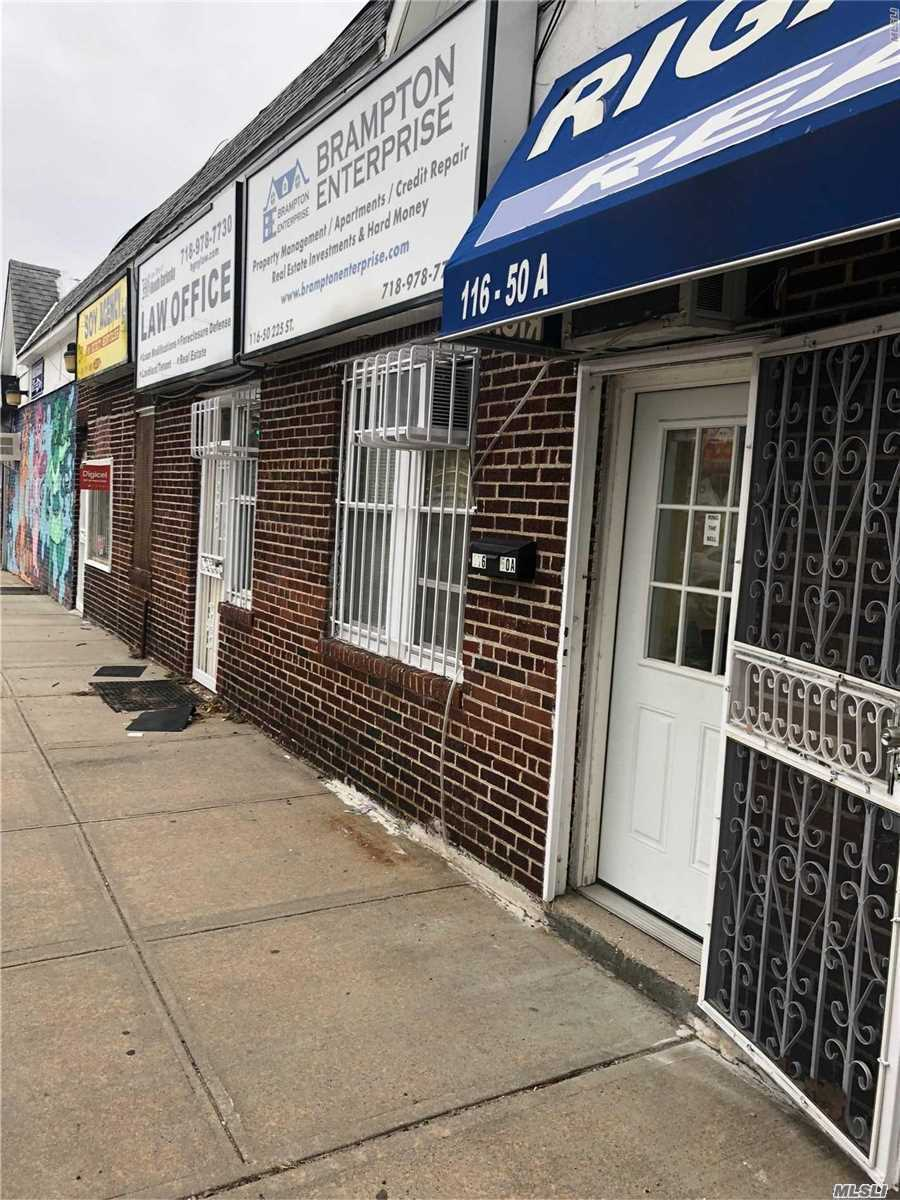 Office For Attorney, Tax Preparation, Mail Order Business, Multi Services