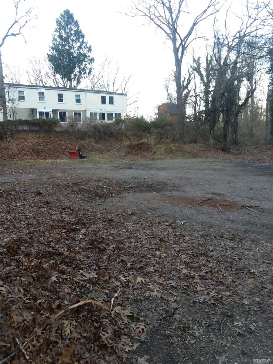 Cleared Lot