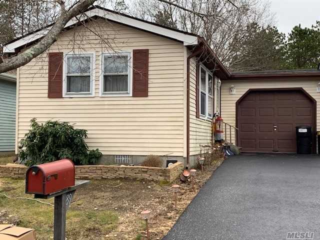 New Updated Bathroom. Large Bedroom With Closet. Full Attached Garage. Lovely Outdoor Private Backyard - Backs Up To The Woods. Gated Community With Pool, Tennis, And Club House.