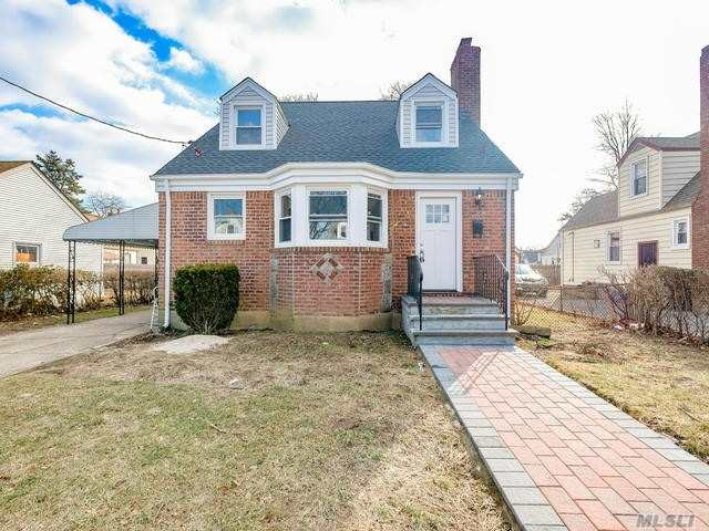 Beautifully Updated 3 Bed 2 Bath Full Basement Home. Just Like Brand New. New Roof, New Electrical New Plumbing Boiler, Hw Heater, Appliances. Just Move Right In!