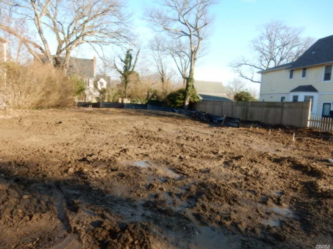 Great Location Lot, Ready For Construction, Boundaries Subject To Planning Commission Approval