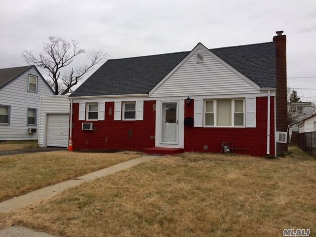 Do Not Miss Out On This Completely Renovated House. Everything Is New From Top To Bottom. 4 Bedrooms, 1 Full Bathroom And Full Finished Basement With Ose. This House Is Turn Key And All You Do Is Have To Move In!!!