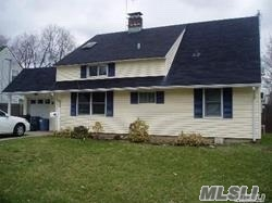 Island Tree Schools. As Is Condition. Great Location. Taxes Do Not Reflect Star Savings Of $1689