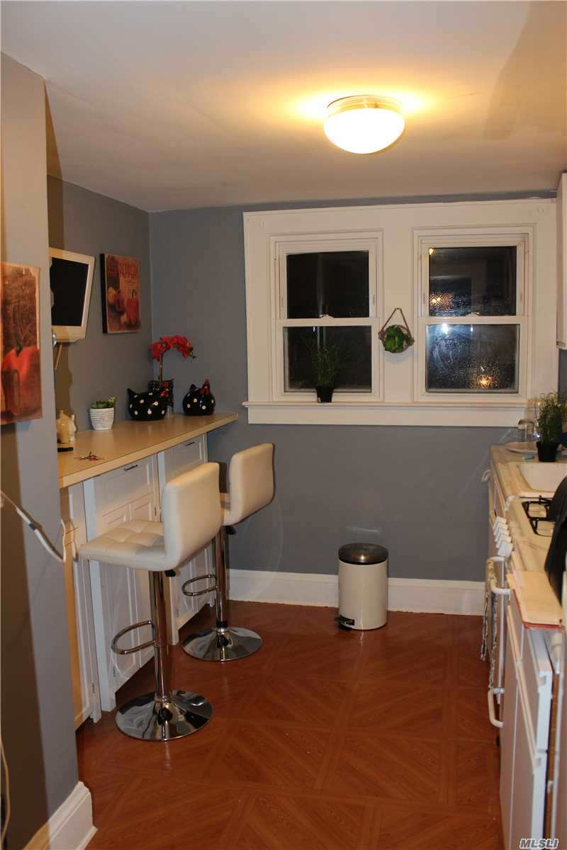 2nd Floor In Private Home; Quiet Street; Walking Distance To Middle And High Schools. Includes 1 Parking Spot In Driveway. Small Pet Considered With Additional Deposit. Includes Heat And Water; One Month Deposit.
