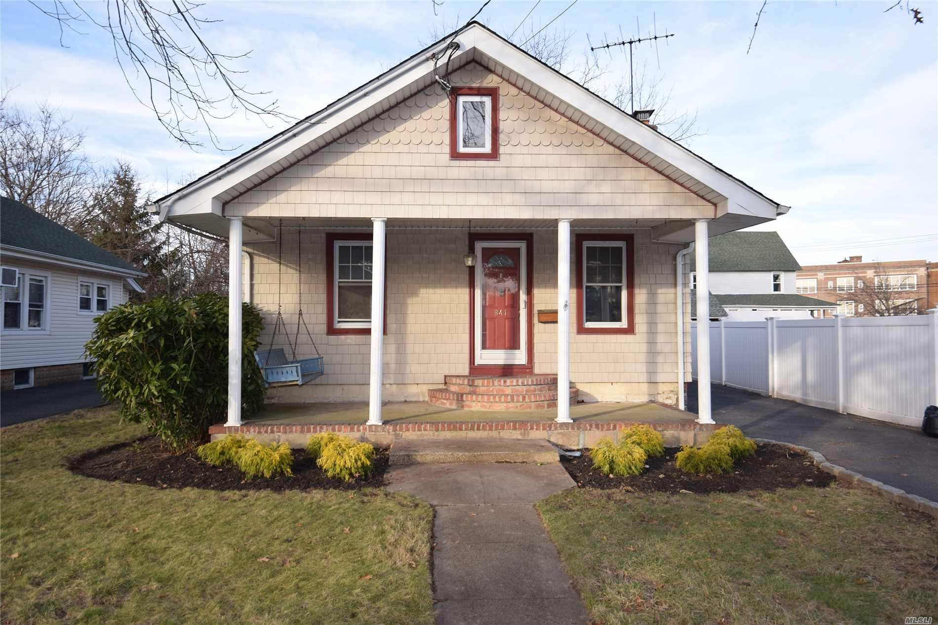 Renovated Doll House! Do Nothing But Move Right In ! Features 2 Bedroom New Bathroom, New Kitchen, New Roof, New Finished Basement Detached Garage....So Adorable!