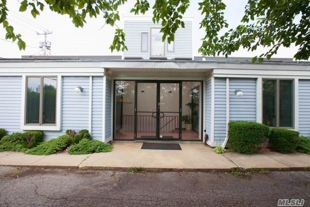 Farmingdale Village Location, Walk To Restaurants, Entertainment And Train. Very Modern. Lease Terms Negotiable. Legal Lower Level Space, Professional Lobby, Municipal Parking.  2 Rooms/Office+Common Area & Bath. 2nd Space Available, Mls #3088892 Can Be Combined For A Total Of 2100Sq.Ft Rent Includes Gas, Base Tax, Common Areas.