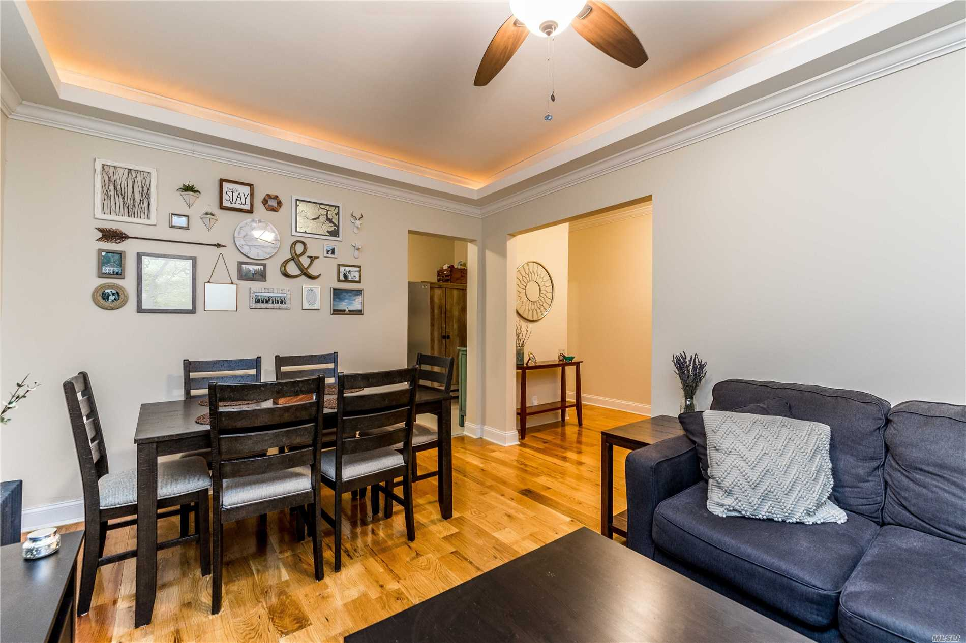 Welcome To The Ivanhoe, A Pet-Friendly Pre-War Building In Kew Gardens. This Modern Unit Is In Excellent Condition Located On The 1st Flr, Offering Hard-Wood Floors, Imported Doors, & Spacious Rooms. A Convenient Foyer As You Enter. Windowed Kitchen W/Beautiful Maple Cabinets And Plenty Of Counter Space. Renovated Bathroom. Large Corner Bedroom Offering Plenty Of Natural Light. Laundry In The Basement. Free Bike Storage. Conveniently Located Near The Lirr & J, Z, E, F Trains. Close To Forest Park
