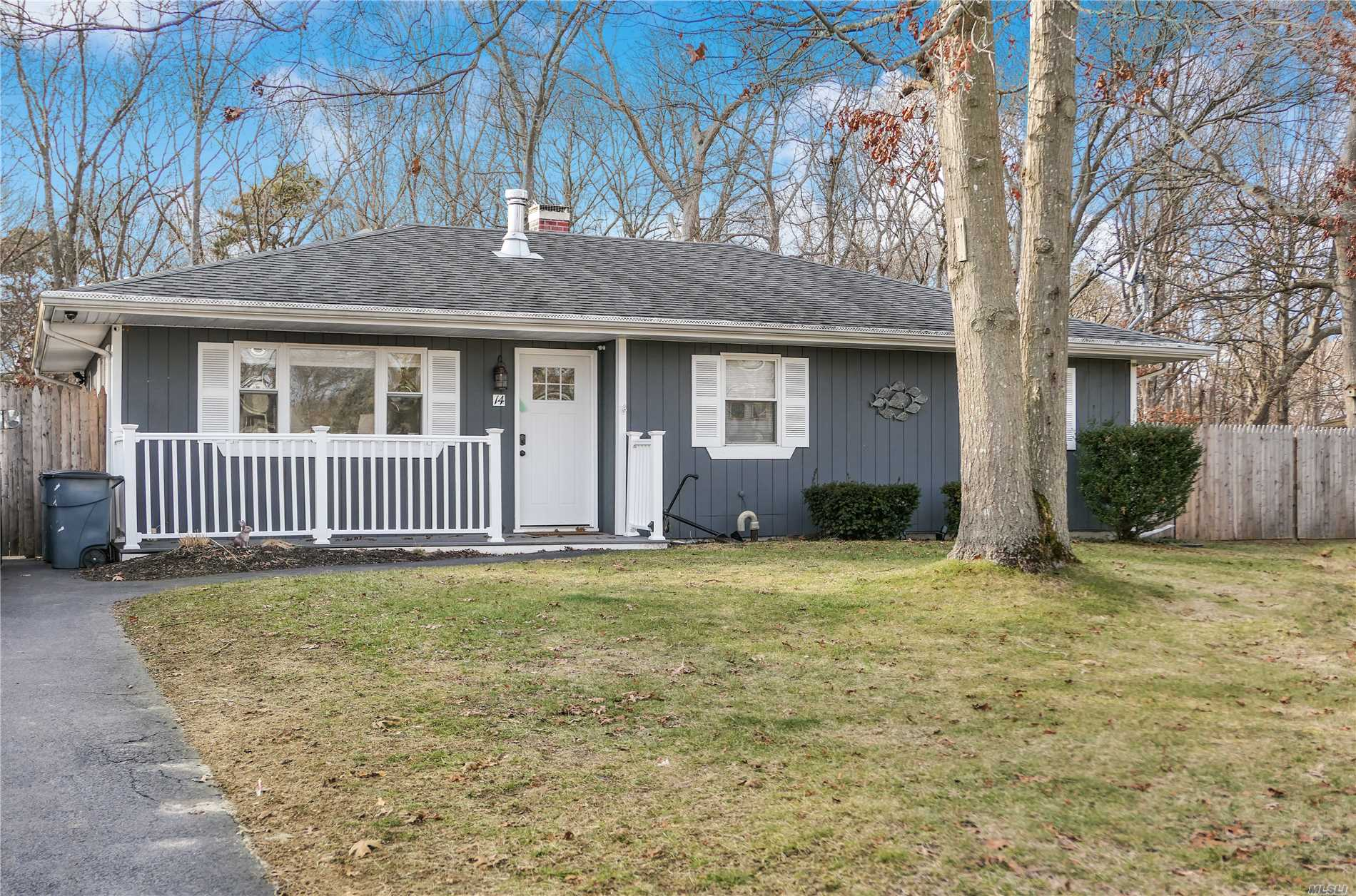 New To Market, A Well Maintained 3 Bedroom Home On A Quiet Block. Large Eik, Over 1/3 Of An Acre Property, Lots Of Windows And Very Bright, Wood Burning Stove To Keep Oil Bills Low