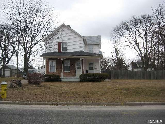 Great Legal #4 Family #45 & #47 Have 2 Separate Deeds, , 1 Tax Bill, 1 Acre+. It Can Be Delivered Occupied Or Vacant. Not In Incorporated Village. Only 2 Blocks North Of Main St. The Apartment Complex Is Close To Schools, Buses, Lirr, Shopping, Beaches And Restaurants. Don't Miss Out On This Great Valued Property - Great Investment!