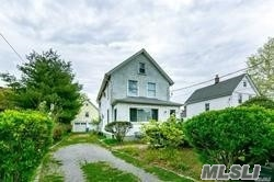 Great Investment! Charming Colonial On Wonderful Gn Village Block With Rentable Cottage In Back. Beautiful Backyard, 2 Car Garage. Great Neck North Middle & High Schools.