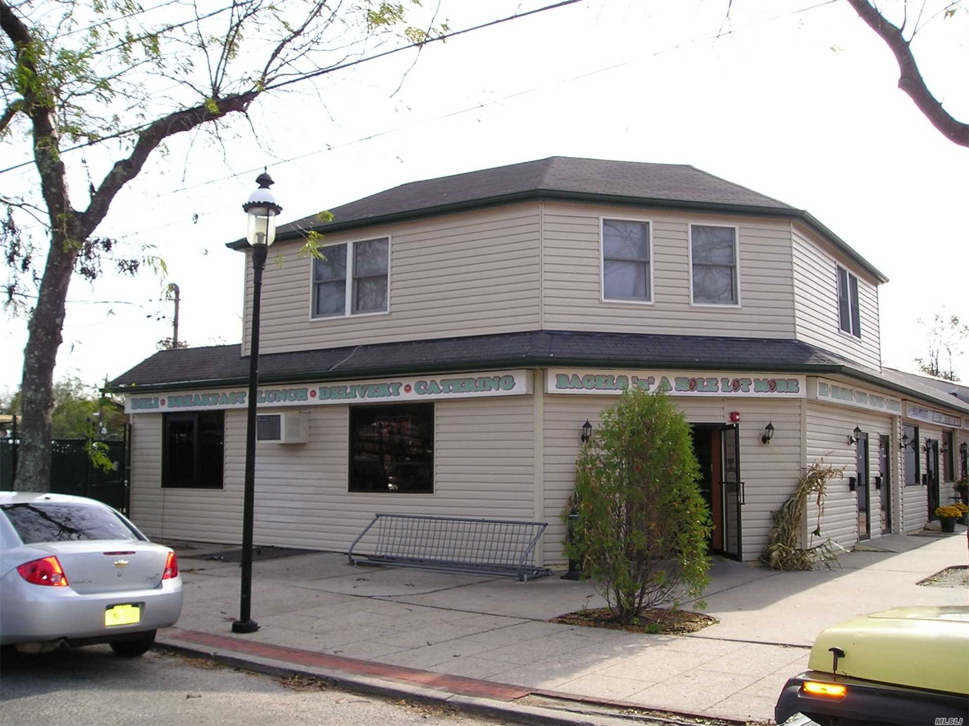 Great Location In Busy Downtown Business District Of Rocky Point. Rent Includes Heat