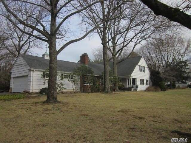 Quiet, Peaceful 2+ Acre Setting Among Beautiful, Mature Trees... Close To All Major Highways ... 1 Hour To Manhattan ... 5 Mins To Lirr Train Station .. Walking Distance To Brookville Country Club.... 3 Universities In The Immediate Vicinity ... Short Ride To Waterfronts At Hempstead Bay & Oyster Bay